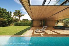 Pavimento/rivestimento in gres porcellanato effetto legno ETIC PRO by Atlas Concorde