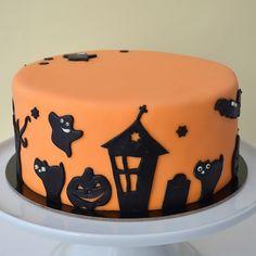 Gâteau Halloween fait maison à Genève | Petra Cakes