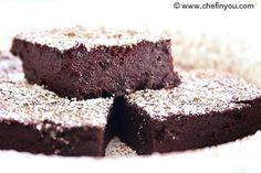 Beetroot Chocolate Brownie