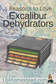 I'm new Excalibur Dehydrators, but not the the world of dehydrating. For years I've been finding creative ways to avoid buying a real dehydrator.