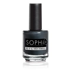 SOPHi by Piggy Paint Non-Toxic Nail Polish oz - Date Night - Products - Chemistry Informations Best Nail Polish, Nail Polish Colors, Nail Polishes, Long Lasting Nail Polish, Broken Nails, Essie Gel, Brittle Nails, Hair Loss Treatment, Nail Care