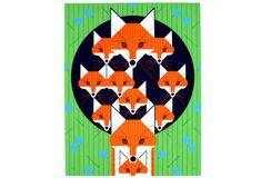 Shop — Catalog Products — Foxsimiles Serigraph — Charley Harper Prints