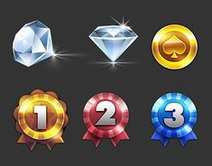 These are the icons and items i created while I am in working GUMI Asia, located in singapore. I work on a Slot game called Super Slot Showdown but currently name has changed to Slot Reel Frontier.