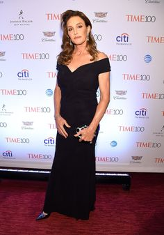 Pin for Later: Le Time Magazine Rend Hommage aux 100 Personnes les Plus Influentes du Monde Caitlyn Jenner