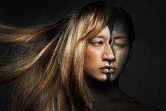 Amazing makeup & Body painting by JIRO