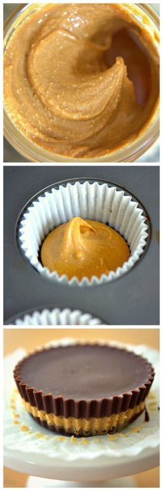 #Homemade #PeanutButter #Cups