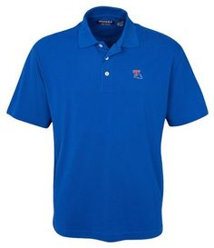 Sports   Outdoors · NCAA Louisiana Tech Bulldogs 3-Button Polo With Hemmed  Sleeves Oxford.  27.04 Louisiana Tech 3bb028ff4