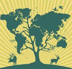 Calentamiento global Cartel Diseños | Imagínense - Dosis diaria de la Creatividad