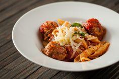 Boulettes de viande à l'italienne en sauce tomate | Recettes | Signé M