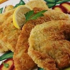 """Wienerschnitzel I """"My husband just loves this meal...absolutely delicious! & So do I!"""""""
