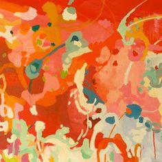 michelle armas. abstract artist. atlanta