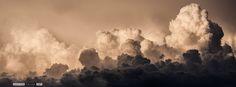 Nubes al atardecer by Javier Calleja Rovira on 500px