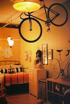 bike as design element