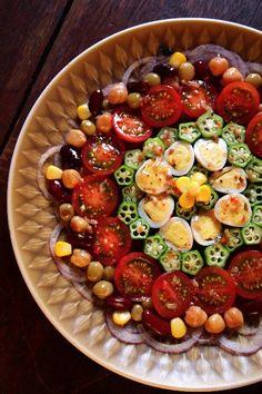 サラ・バレリスさんのサラダ・バレリス。/ Salad Bareilles for Sara Bareilles