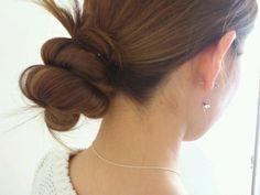 Niwa's 貧乏パーマ♪~簡単アレンジレシピ♪~ | 恵比寿の美容室 Dress hair 中庭の 美容師ブログ