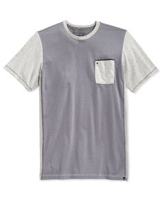 73e77dcb21 Hurley Men s Colorblocked Dri-FIT T-Shirt   Reviews - T-Shirts - Men -  Macy s