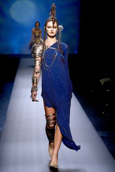 Jean Paul Gaultier Spring/Summer 2010 Couture Collection | British Vogue