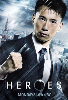 HEROES | season 3 | #nbc | 2008 | James Kyson Lee | #AndoMasahashi