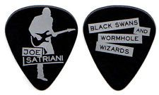 JOE SATRIANI Guitar Pick : 2010 Tour - Black Swans And Wormhole Wizards CHICKENFOOT