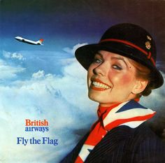 British Airways... I remember this campaign from my youth. #crewlife #sassystewcrew