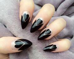 Świetny pomysł na paznokcie!