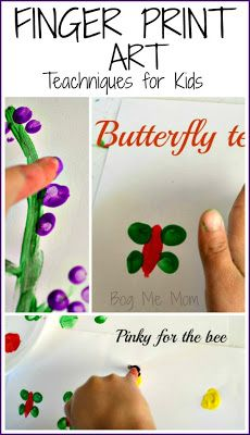 Spring Art for Kids  - Pinned by @PediaStaff – Please Visit ht.ly/63sNtfor all our pediatric therapy pins