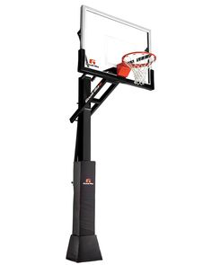 Explore our collection of the best home in-ground basketball hoops, including regulation size and height adjustable hoops that provide professional-level performance. Basketball Court Flooring, College Basketball, Rebounding, Curb Appeal, Home Goods, New Homes, Explore, Collection