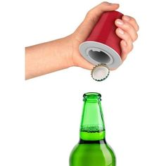 CAP-OFF Red Cup Bottle Opener - now only $15.00!  #UnusualGifts #UniqueGifts #allgiftythings #YouKnowYouWantIt #karmakiss