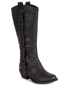 Unlisted Shoes, Country Club Tall Boots - Boots - Shoes - Macy's