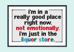Funny cross stitch pattern liquor store instant by SpruceCraftCo Cross Stitching, Cross Stitch Embroidery, Embroidery Patterns, Funny Embroidery, Floral Embroidery, Hand Embroidery, Funny Cross Stitch Patterns, Cross Stitch Designs, Cross Stitch Quotes