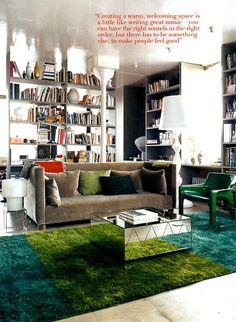 apartment by Ilse Crawford   via High-Impact Design ~ Cityhaüs Design