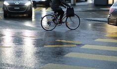 """53'992 Männer und Frauen sind im Frühsommer im Rahmen der Aktion """"bike to work"""" mit dem Velo zur Arbeit gefahren. Das sind fast 1500 mehr als im Vorjahr. Gemeinsam knackten die Pendler erstmals die Marke von 10 Millionen Velokilometern."""
