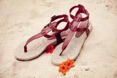 #esprit #sandals #straps #footwear #women #summer
