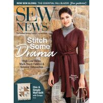 Easy sewing hacks are readily available on our site. Take a look and you will not be sorry you did. Sewing Patterns Free, Free Sewing, Dress Patterns, Fashion Fabric, Kimono Fashion, Sewing Hacks, Sewing Tutorials, Sewing Tips, Sewing Ideas