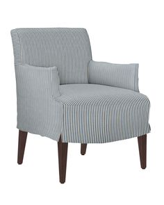 Jackson Armchair - Slipcovered - Chairs | Serena and Lily