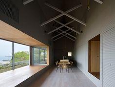 House in Kiirenakamyo - SUPPOSE DESIGN OFFICE