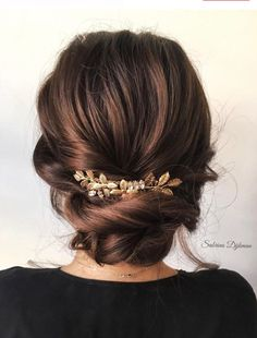Romantic Wedding Hairstyles To Inspire You Best Wedding - Beautiful Updo Hairstyles Upstyles Elegant Updo Chignon Bridal Updo Hairstyles Swept Back Hairstyleswedding Hairstyle Weddinghairstyles Hairstyles Romantichairstyles Fall Wedding Hairstyles, Romantic Hairstyles, Up Hairstyles, Hairstyle Ideas, Bridal Hairstyles, Hairstyle Wedding, Bridesmaid Updo Hairstyles, Straight Hairstyles, Brunette Wedding Hairstyles