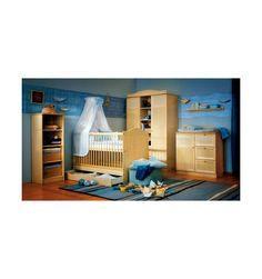 Chambre à coucher bébé complète CINDY- Chambre bébé