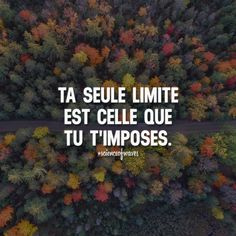 Ta seule limite est celle que tu t'imposes. ➡️ aime, partage & suis @scienceofwaves pour plus! Profite des produits que nous avons sélectionnés pour toi smarturl.it/freshtch #scienceofwaves #citations #citation #réussite #motivation #inspiration #citationdujour #phrases #phrase #phrasedujour #penseedujour #proverbe #vie