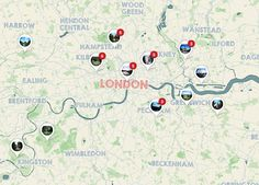 Feeling Inspired By London? | 21 Amazing Secret Places To Find In London
