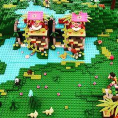 Lego city #photograhy #lego #mall@alamsutera #colorful