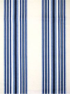 1033 Q Blue 1033 Q Blue cotton yard dye up the roll stripe fabric. Perfect for any home décor fabric project. Blue Stripes, Bedroom Cushions, Kitchen Blinds, Kitchen Windows, White Curtains, Pretty Patterns, Fabulous Fabrics, Home Decor Fabric, Stripes