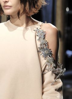 Christopher Kane Spring/Summer 2014 - For more styling tips and inspiration check out my website www.littlepinkmoto.com -