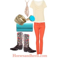 Spring Can't Come Soon Enough, created by horsesandheels