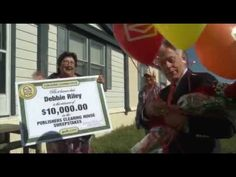 PCH $10,000 Winner: Debbie Riley - YouTube