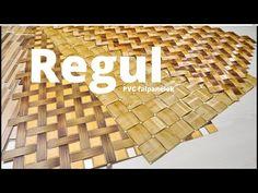Regul PVC falpanelek - Bambusz és fa burkolólapok bemutatója - YouTube Youtube, Dekoration, Youtubers, Youtube Movies