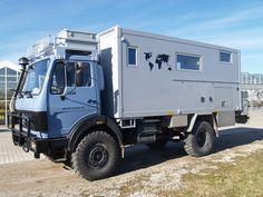 Unser Fahrzeug - die-ausreiser Off Road Camper, Truck Camper, Camper Trailers, Mobiles, Offroad, Overland Trailer, Adventure Campers, Van Car, Truck Interior