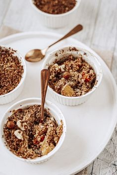 Granola, Food And Drink, Sweets, Baking, Eat, Breakfast, Healthy, Fitness, Recipes