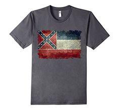 Men's Vintage Mississippi State Flag T-Shirt 2XL Asphalt ... https://www.amazon.com/dp/B01N4VNFVI/ref=cm_sw_r_pi_dp_x_fyENybXVBXNFZ #Mississippi #Mississippiflag #Mississippitee #Mississippiflagtee