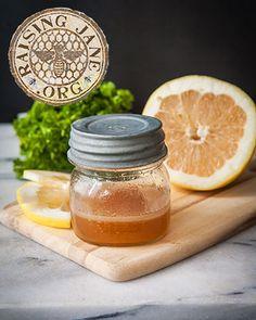 Coconut-Grapefruit Vinaigrette: Prep Time: 5 Minutes Makes: About ½ Cup